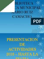 BIBLIOTECA PUBLICA MUNICIPAL MARIO RUIZ CAMACHO.pptx