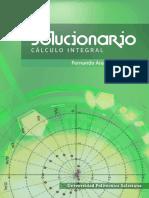 Cálculo Integral Soloucionario