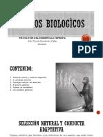 INICIOS BIOLOGÌCOS