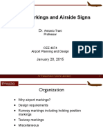 Airport Markings Signs 2015 Rfs
