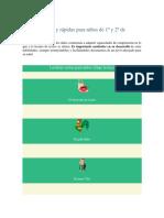 Comprensión lectora para niños de primariaLAURA.docx