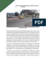Movilidad para las personas con discapacidad en la capital musical de Colombia.docx