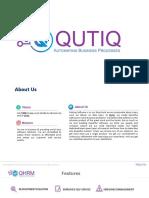 Qutiq Company Profile
