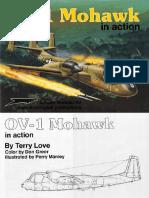 Squadron Signal - Aircraft - In Action - 1092 - Grumman OV-1 Mohawk