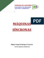 Maquina Sincrona Aislada