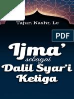 Buku Ijma Sebagai Dalil Syari