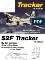 Squadron Signal - Aircraft - In Action - 1100 - Grumman S2F Tracker in Action