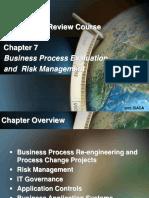 Business Process Evaluation & Risk Management
