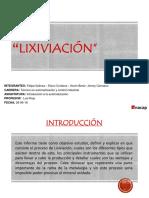 LIXIVIACION 2018.pptx