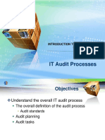 IT Audit Processes