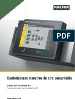 SIGMA AIR MANAGER 4.0 Tecnología clave para la industria 4.0
