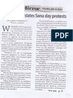 Business Mirror, July 9, 2019, Labor groups slates Sona day protests.pdf