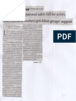 Business Mirror, July 9, 2019, Passage of occupational safety bill for actors entertainment workers gets labor groups support.pdf