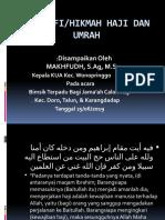 Mahfudz-FILOSOFI DAN HIKMAH HAJI.pptx