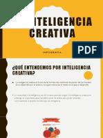 La inteligencia creativa.pptx