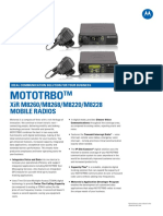 Mototrbo Mobile m8260-1