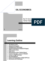 Azhan Oil Economics July 2010