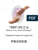 National Center for Legal Aid Primer