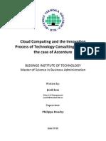 MasterThesisJordi_final Cloud Computing