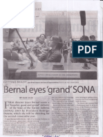 Manila Times, July 9, 2019, Bernal eyes grand SONA.pdf