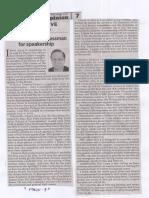 Philippine Star, July 9, 2019, An unknown congressman for speakership.pdf