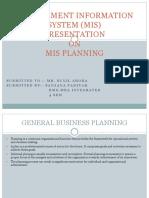 m is Planning Sanjana