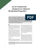 TAJ Impact Commercial Development Adjacent Residential Properties (1)