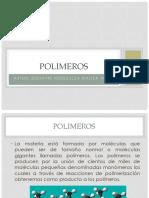 POLIMEROS diapositiva