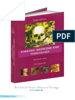 Forensic Medicine Toxicology Preview