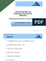 E&P Research Report