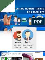 Cybersafe Training