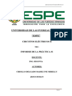 Informe 1,circuitos Electricos