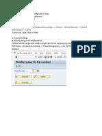 Sap Travel Management Configuration steps.docx