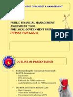 1. PFMAT for LGUs Concepts