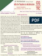 TRC Programme at Pune