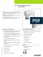 Frese OPTIMA Compact Actuators
