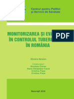 Manual Monitorizarea Si Evaluarea in Controlul TB in Romania