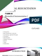 Neonatal Resuscitation Trolley