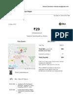 Gmail - Your Tuesday Ride to Malviya Nagar