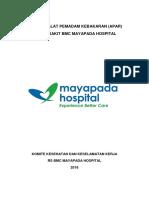 1. Cover  APAR.docx