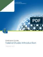 Talend Training -TOS.pdf