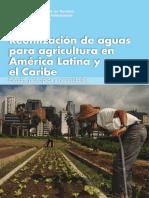 FAO. Reutilizacion de Aguas Resiuales en America Latina y Caribe