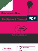 Kelompok 2, Communication