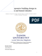 BUILDING DESIGN OF WH CLIMATE