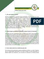 Respuestas AGC Preguntas PACIFISTA Julio 2019