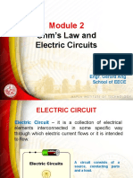 Ohm's Law and Electric Circuits