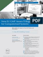 ECA Annex11 CompSys