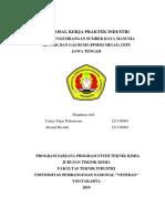 Proposal Kerja Praktek PPSDM Cepu (1.4.2019)