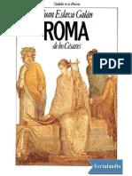 La Roma de los Césares