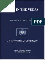 Jesus in Vedas
